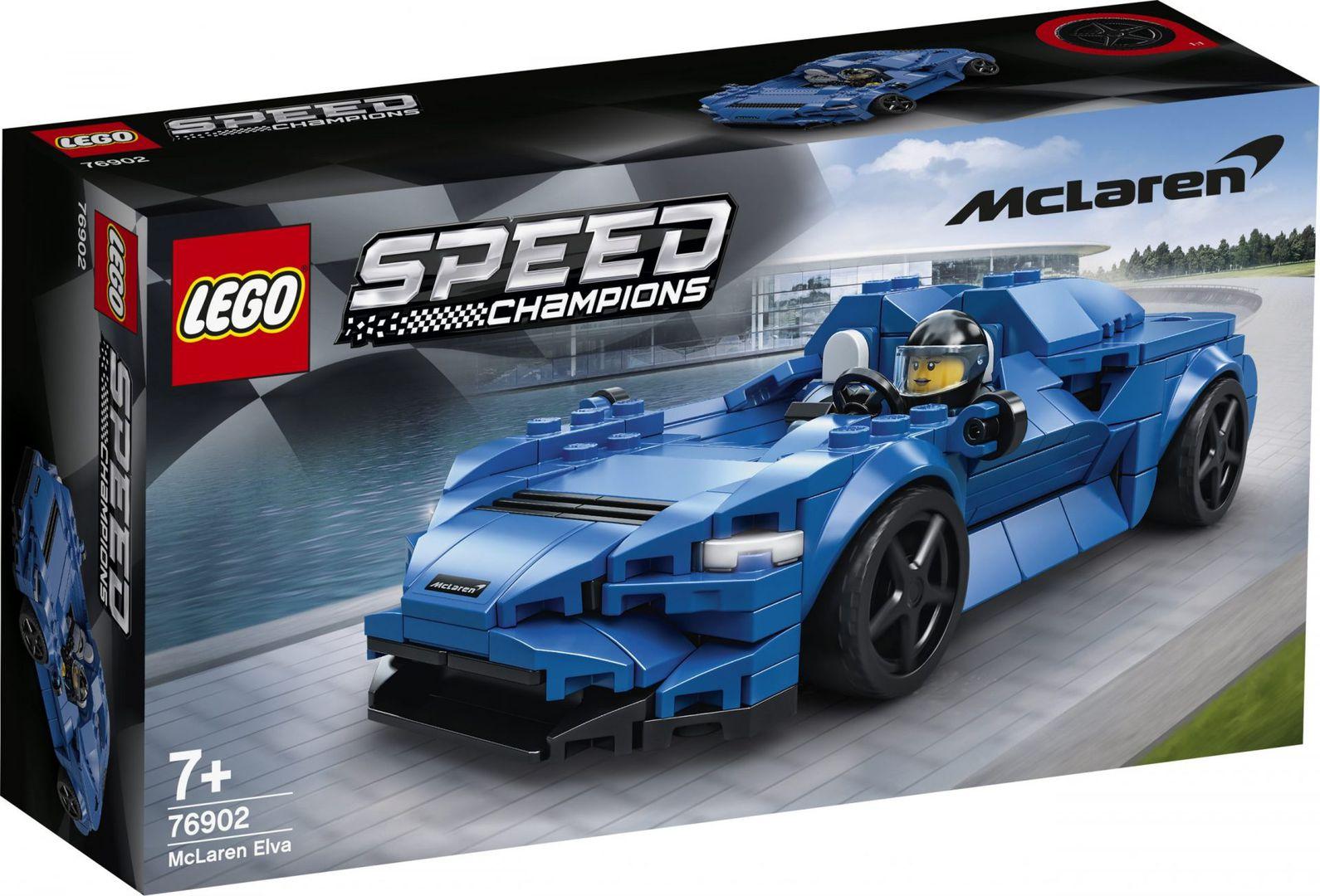Lego Speed Champions – McLaren Elva