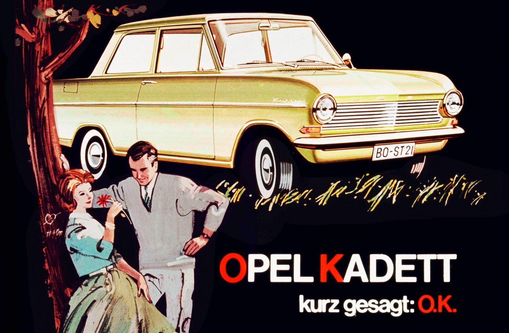 Kadett i Astra, czyli jak przez 85 lat kształtowała się klasa kompaktowa Opla