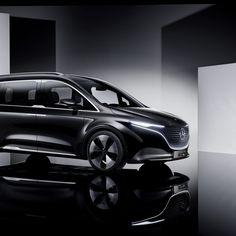 Mercedes-EQ Concept EQT