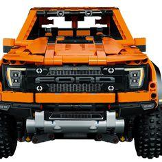 Ford F-150 Raptor z klocków Lego