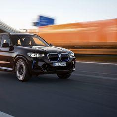 BMW iX3 przeszło facelifting