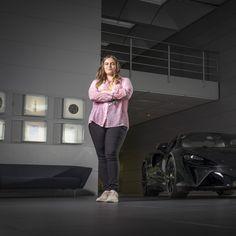 Młoda aktywistka została dyrektorem generalnym McLarena