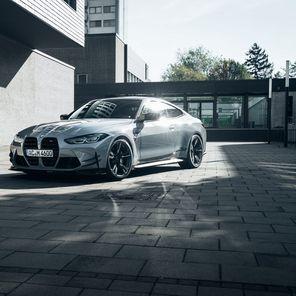 BMW M4 z pakietem AC Schnitzer