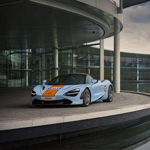 Gulf McLaren 720S