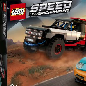Lego Speed Champions - Ford