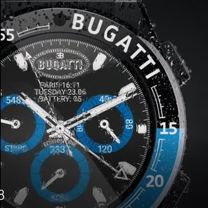 Smartwatche od Bugatti