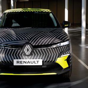 Renault MéganeE