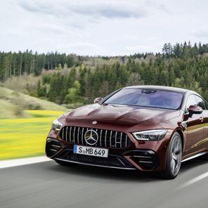 Mercedes-AMG GT 4Door Coupe