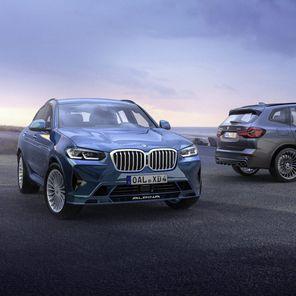 BMW ALPINA XD3 & XD4