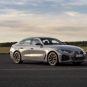 BMW serii 4 Gran Coupé