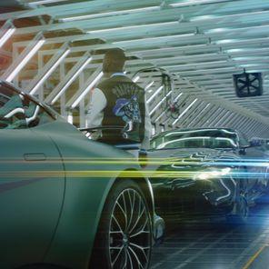 """Aston Martin gwiazdą teledysku """"Clash"""""""