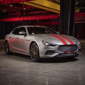 Maserati Ghibli Trofeo Fuoriserie