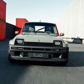 Renault 5 Turbo 3, fot. materiały prasowe / Legende Automobiles
