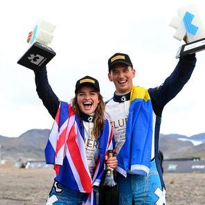 Extreme E: Andretti United wygrywa Arctic X Prix