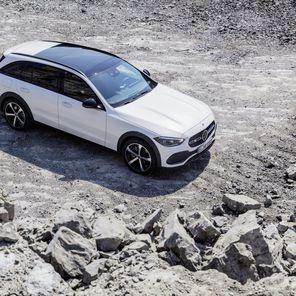Mercedes-Benz Klasy C w wersji All-Terrain