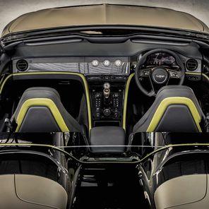 Pierwsze samochody Bacalar i Blower ręcznie wykończone przez Bentley Mulliner