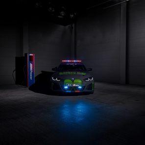 BMW i4 M50 – Safety Car FIM Enel MotoE World Cup