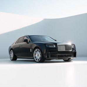 Rolls-Royce Ghost po tuningu Spofec
