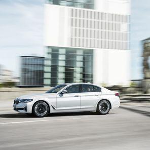 BMW 540i Sedan