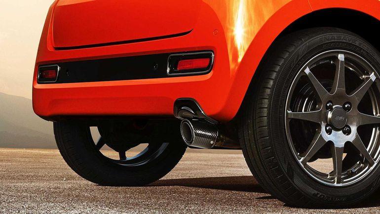 Honda N-One 2021: mały, miejski samochód może wyglądać groźnie!
