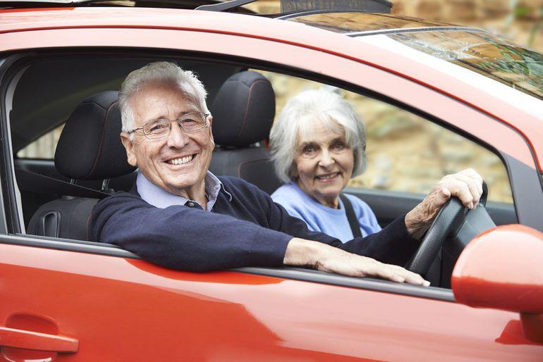 7 rad dla seniorów za kierownicą