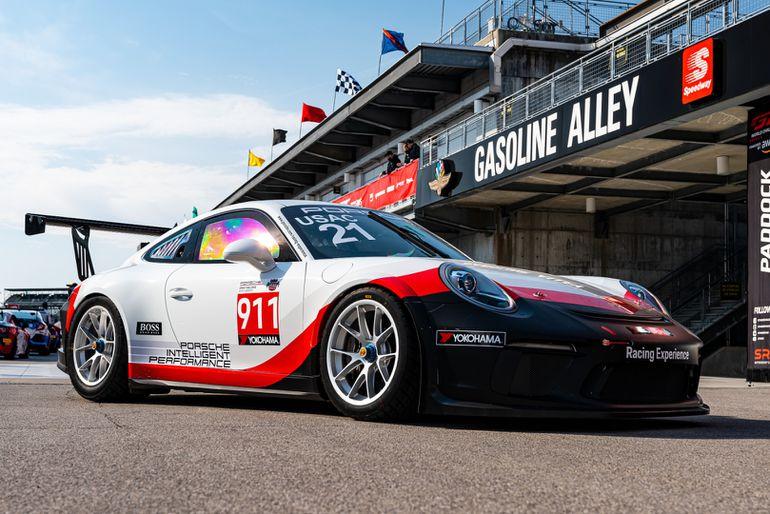 Porsche 991 911 GT3 Cup