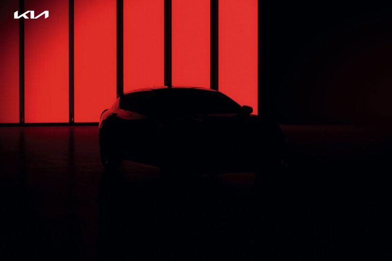 Kia zapowiada debiut pierwszego nowego modelu elektrycznego i nowej stylistyki!