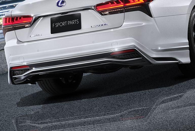 Lexus LS po kuracji u tunera Modellista - takiej limuzyny nie powstydziłby się prezes?