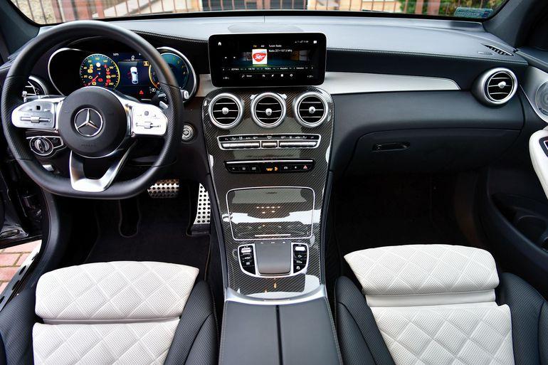 Mercedes GLC 300 e Coupé