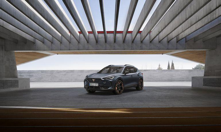 Cupra Formentor – znamy ceny nowego SUV-a w Polsce! Wiemy też kiedy trafi do polskich salonów!