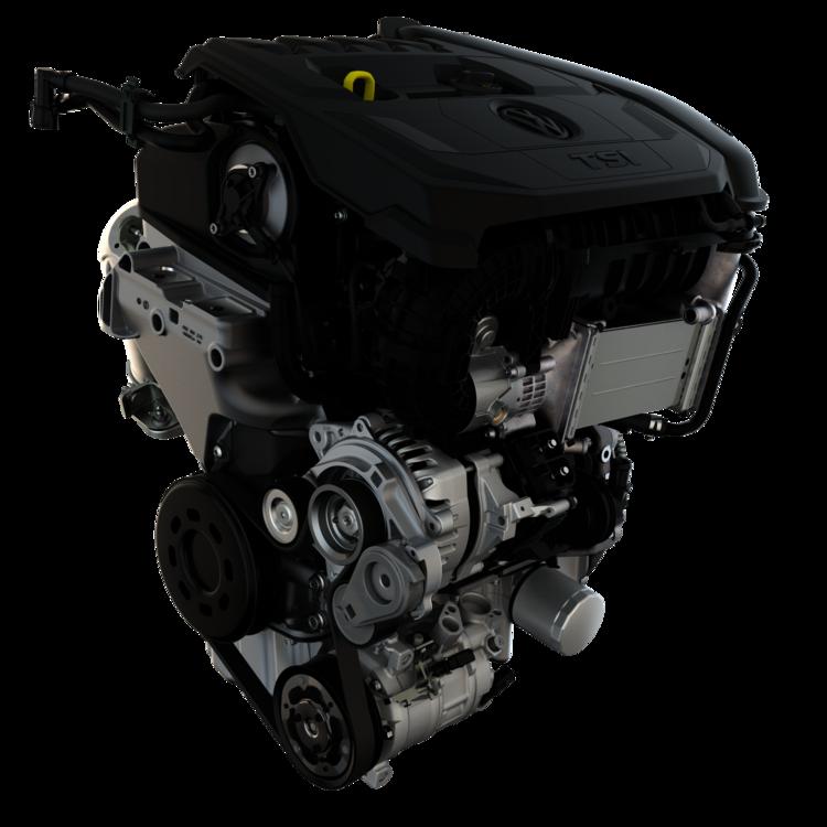 Silnik TSI evo o pojemności 1,0 i 1,5 litra