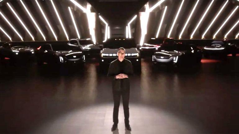 General Motors przedstawiło światu całą grupę nowych samochodów elektrycznych