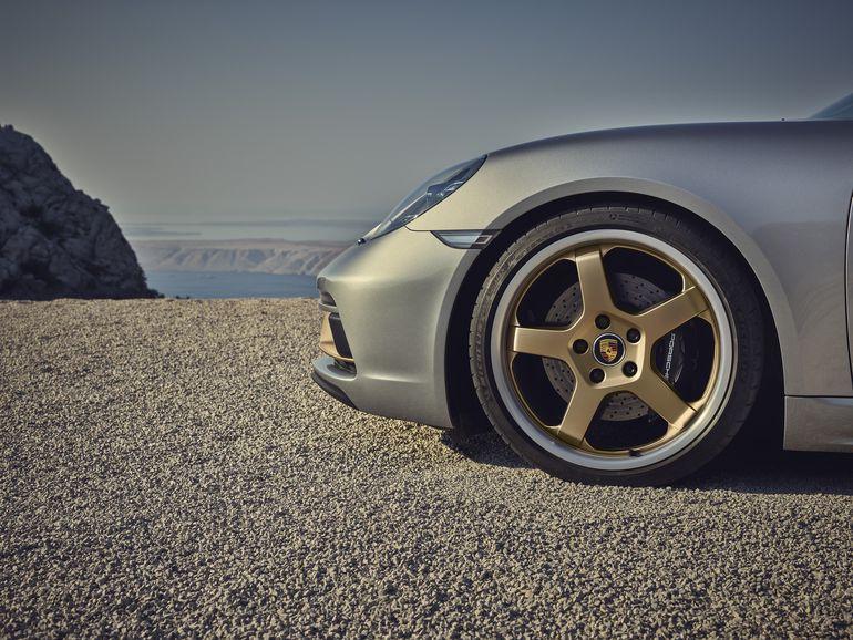 Porsche Boxster 25 Years - hołd dla prototypu z 1993 roku. Ile kosztuje?