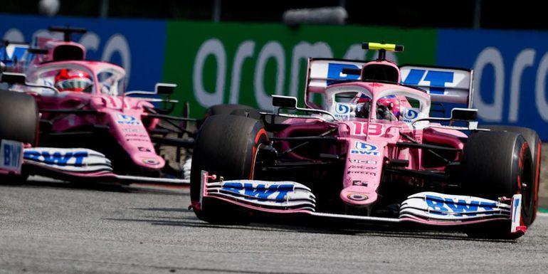 Racing Point ukarane! Inne ekipy składają odwołania w sprawie RP20