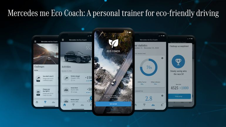 Mercedes me Eco Coach