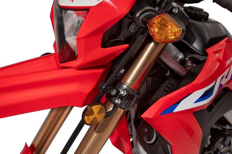 Honda CRF300L i CRF300 Rally - producent aktualizuje dwufunkcyjne motocykle