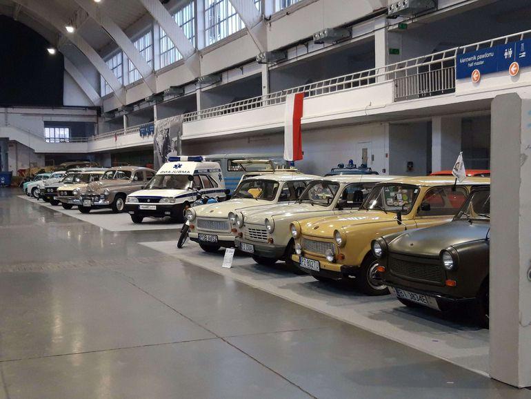 Muzeum Motoryzacji na Międzynarodowych Targach Poznańskich. Gratka dla pasjonatów motoryzacji!