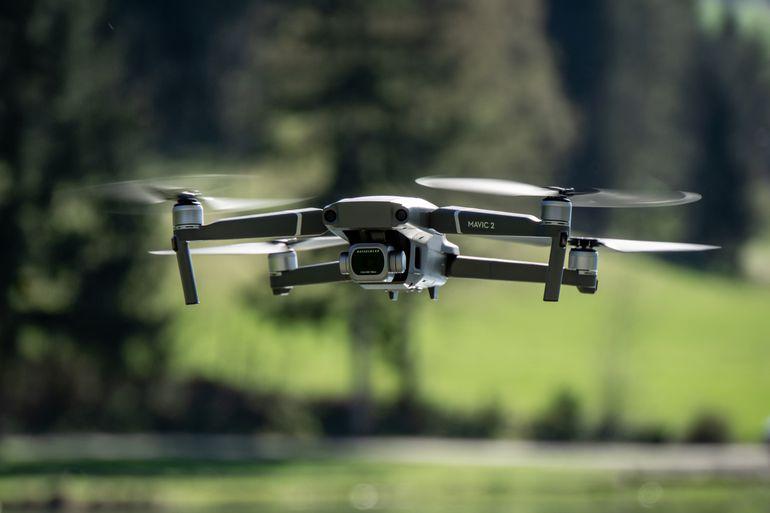 Chińska firma produkująca drony, pracuje nad technologią jazdy autonomicznej!