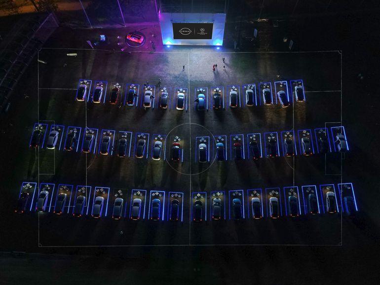 Finał UEFA Champions League został zelektryfikowany przez Nissana