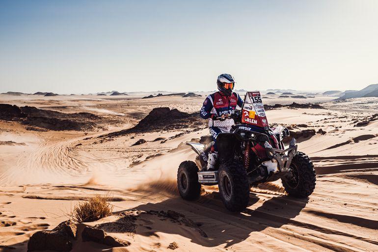 Rajd Dakar 2021: polski motocyklista wycofuje się z rajdu!