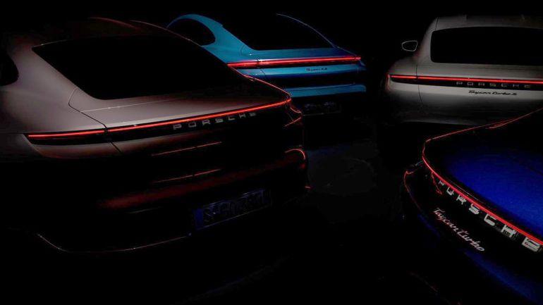 Rodzina Porsche Taycan niedługo się powiększy