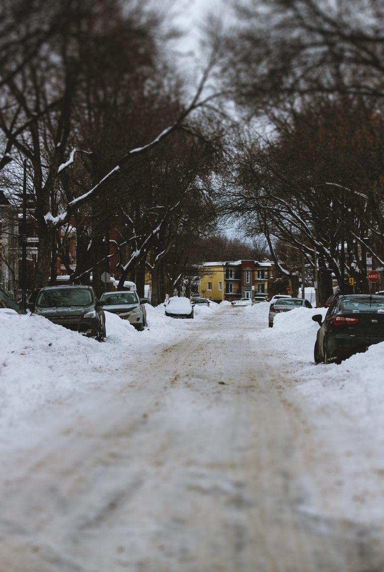 Zima znów zaskoczyła kierowców