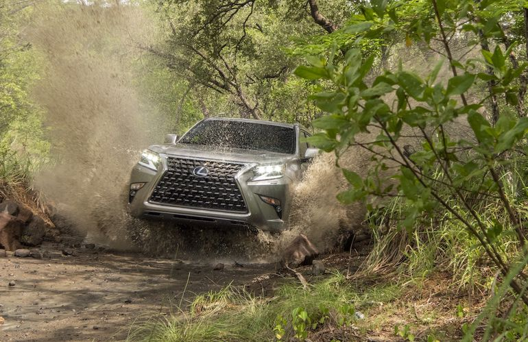 Amerykanie chcą terenówek, dlatego... Lexus wprowadzi trzeci SUV do zadań specjalnych do oferty?
