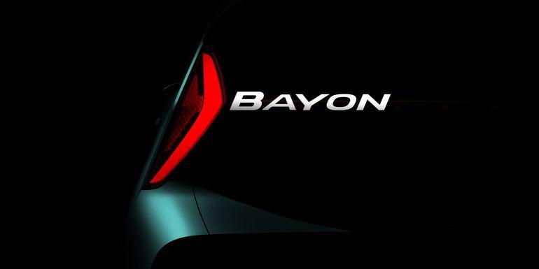 Hyundai Bayon – oto pierwsze zdjęcia nowego SUV-a
