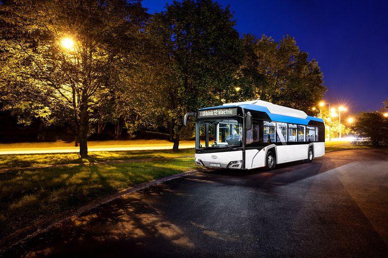 Polski producent dostarczył w Europie ponad 240 autobusów elektrycznych