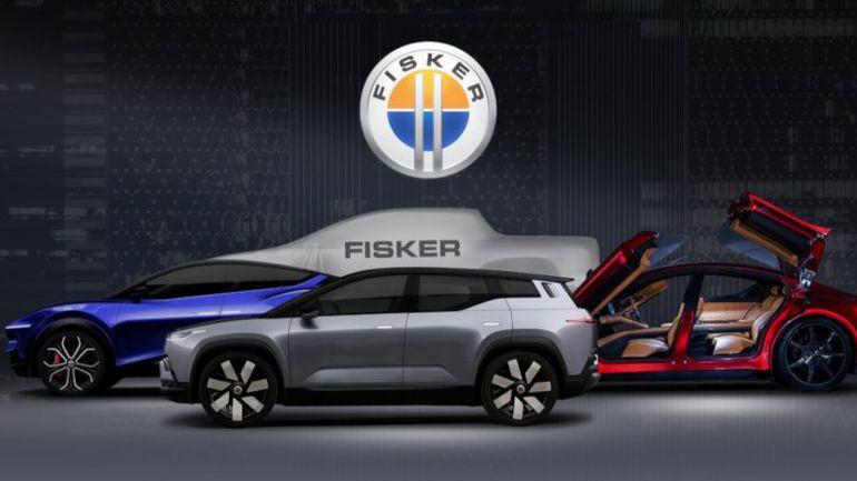 Fisker planuje linię czterech pojazdów elektrycznych do 2025 roku!