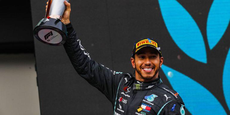 36 rekordów F1, które Lewis Hamilton pobił lub wyrównał
