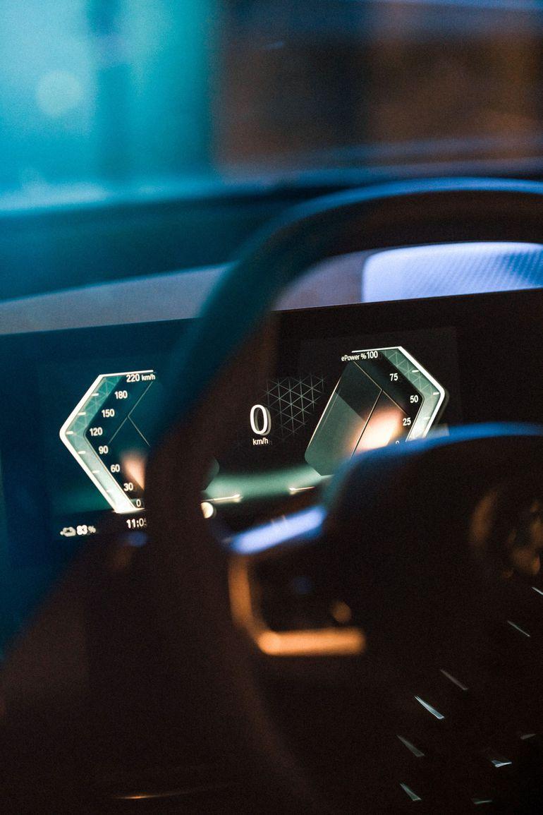 Nowy BMW iDrive