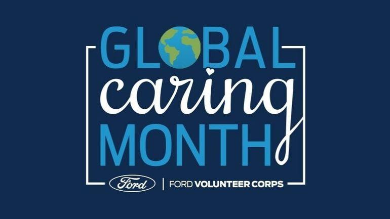 Wrzesień Światowym Miesiącem Dobroczynności Forda