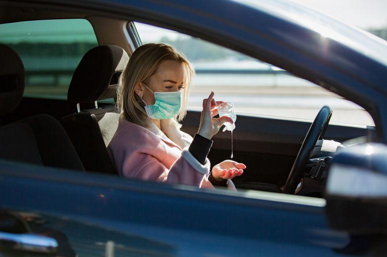 Samochodowa gorączka COVID 19